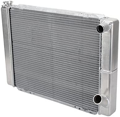 AFCO Cooling 80101NDP Double Pass Radiator x Tucson Mall Wide 1 Chevy 2 27-1 Be super welcome