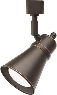 Lithonia Lighting LTHBRSD BR20 27K ORB M4 LED Lamp Shade Track Head, 8W, 500 Lumen, Bronze, Oil Rubbed