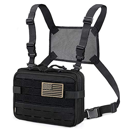 WYNEX Tactical Molle Admin Pouch of...