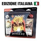 Wizards Of The Coast- Gioco di Carte collezionabili, 139478