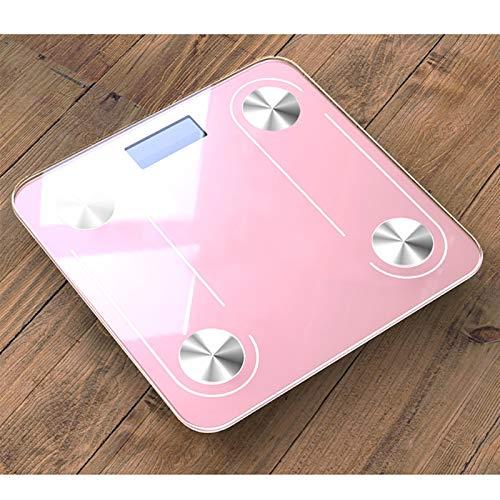 Escala de grasa corporal Escala de laboratorio alt Escala de grasa corporal Smart BMI Escala LED Digital Escala de piso inalámbrico Bluetooth Baño Baño Escala de peso corporal Analizador Escala electr