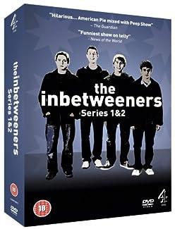 The Inbetweeners - Series 1 & 2