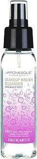 JAPONESQUE Makeup Brush Cleanser Rosewater Scent, 4oz