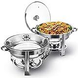 TOOCA Chafing Dish Buffet Set,...