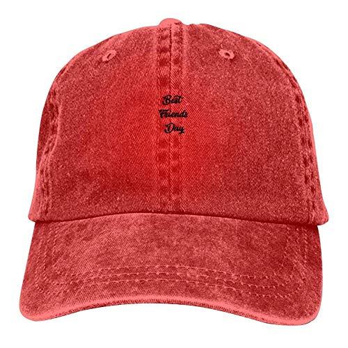 Best Friends Day Camping Unisex Adult Adjustable Trucker Dad Hats Adult Cowboy Cap Casquette Baseball Cap Cool 76