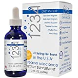 Creative Bioscience 1234 Diet Drops – Best Weight Loss Pill Alternative for Cravings - Original Amino Complex - Keto Diet - Intermittent Fasting - 1234 Diet - 2 Fl Oz