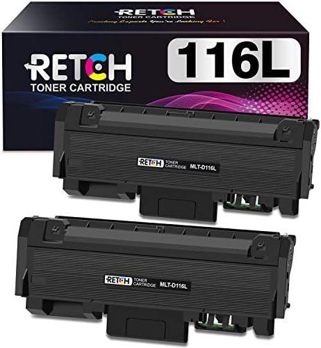 RETCH Compatible Toner Cartridge Replacement for Samsung MLT D116L MLTD116L D116L MLT116L 116L product image
