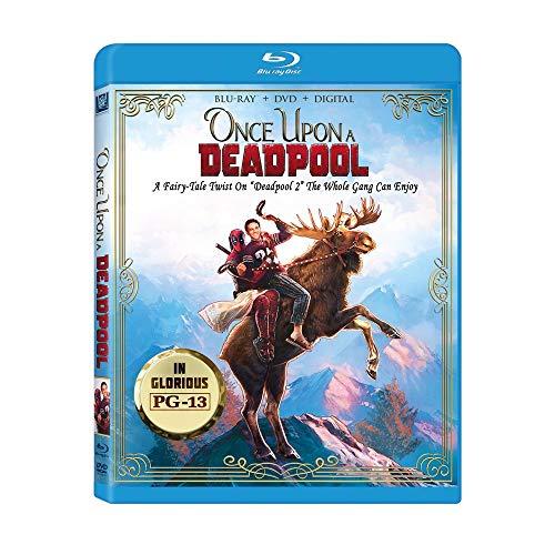 Deadpool 2 – Once Upon A Deadpool (2 Blu-Ray) [Édition : Stati Uniti] (1 BLU-RAY)