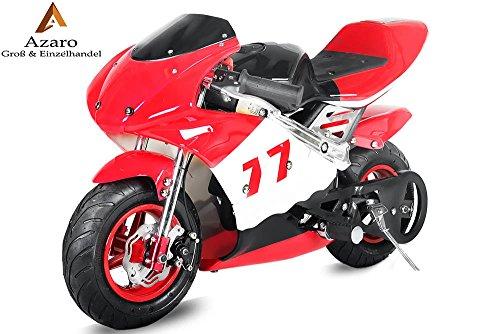 Pocketbike PS77 49cc, Kinderbike, Rennbike, Dirtbike, Mnibike verschiedene Farben