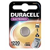 Duracell CR1220 - Pilas botón (Litio, 3 V)