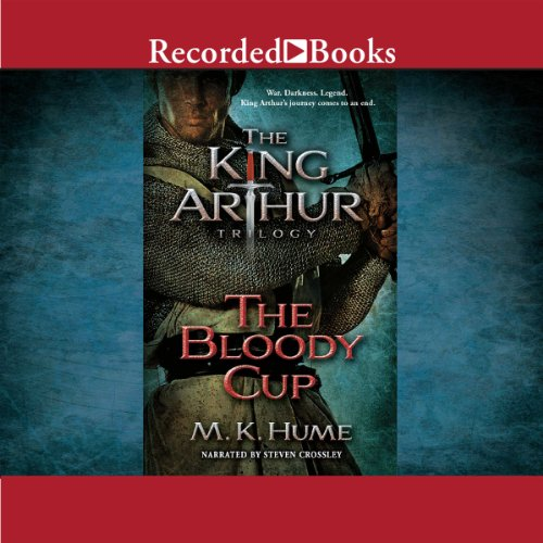 The Bloody Cup audiobook cover art