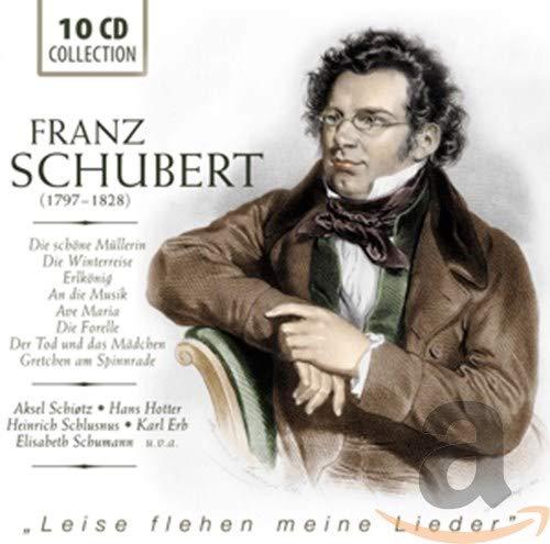 Franz Schubert - Leise flehen meine Lieder: Ave Maria, Erlkönig, die schöne Müllerin, ...