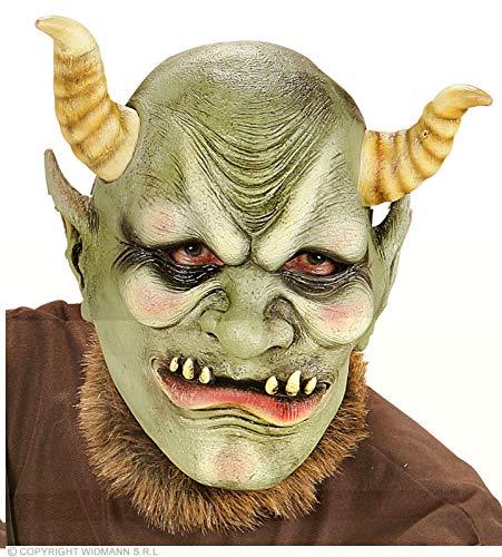 24costumes Maske Evil ORC