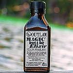 Outlaw Magic Beard and Hair Elixir - Smoky, Woody Cedar Beard Oil - A Fantastic Beard Oil for all Your Beard Care (and… 6