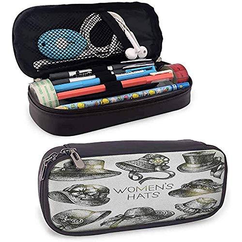 Estuche de lápices de maquillaje victoriano Colección de s