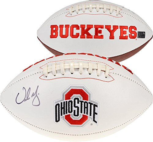 Urban Meyer Ohio State Buckeyes Autographed Pro Football - Fanatics Authentic Certified - Autographed College Footballs