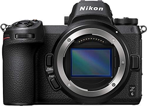 Nikon Z6 - Cámara sin Espejo Versión Nikonistas de 24.5 MP