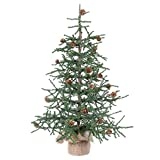 Vickerman 36' Carmel Pine Artificial Christmas Tree...