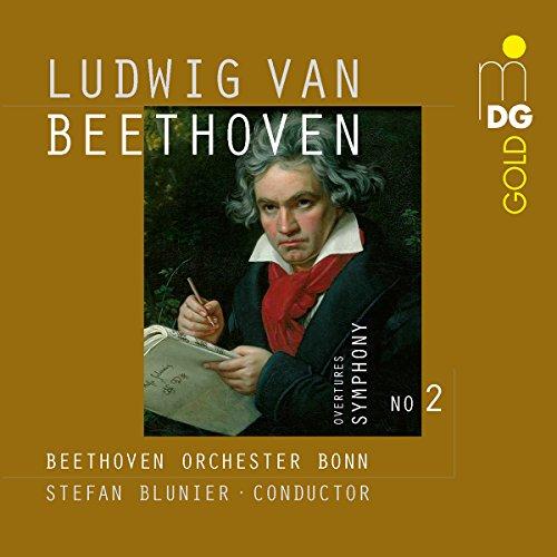 Beethoven: Symphony No. 2; Various Overtures