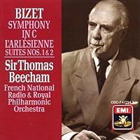 Bizet: Symphony in C / L'Arlesienne Suites Nos. 1 & 2