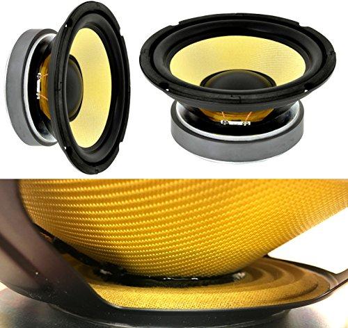 Woofer RCE SB500 altoparlante ad alta potenza con cono in fibra di aramide 500 Watt subwoofer Marchio Italiano