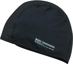 おたふく手袋 ボディータフネス 冷感・消臭 パワーストレッチ ヘッドキャップ JW-611 ブラック