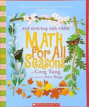 Math For All Seasons  Mind-Stretching Math Riddles  Scholastic Bookshelf