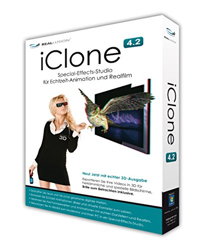 Preisvergleich Produktbild IClone 4.2