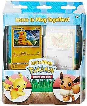 Pokemon Let s Play Pokémon TCG Box Multi  290-80782