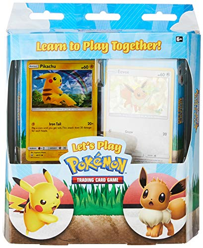 Pokemon Lets Play Pokémon TCG Box, Multi (290-80782)