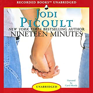 Nineteen Minutes audiobook cover art