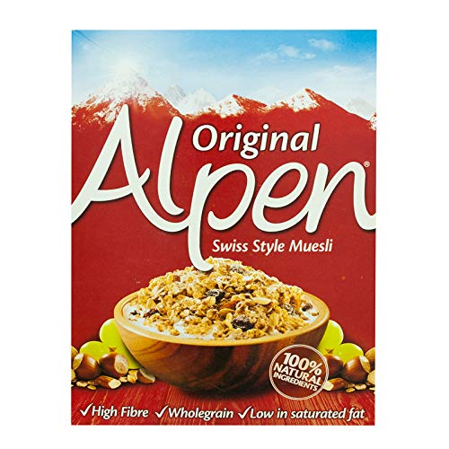 Weetabix Alpen Müsli Original (1 x 625 g)