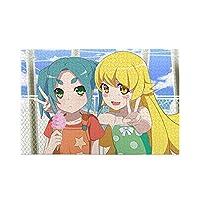 化物語 1000ピース ジグソーアニメーションヒストリー
