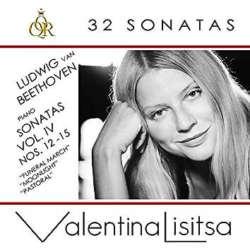 Beethoven 32 Sonatas Vol. IV