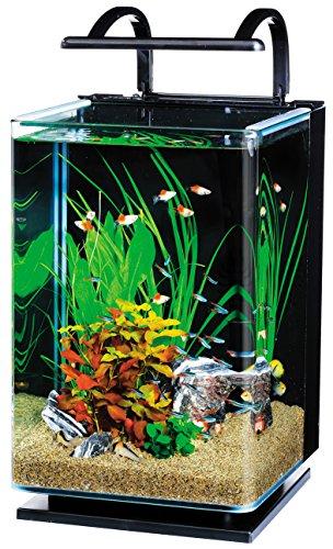 テトラ (Tetra) リビングキューブ 20 オールインワン水槽 淡水・海水用 (容量 約20L)