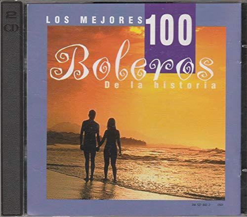Cd Los Mejores Boleros De La Historia - Vol 2 -1978 - Duplo Importado