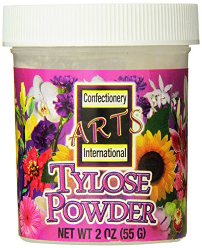 Confectionery Arts International Professional Strength Tylose Powder, 2 Ounce