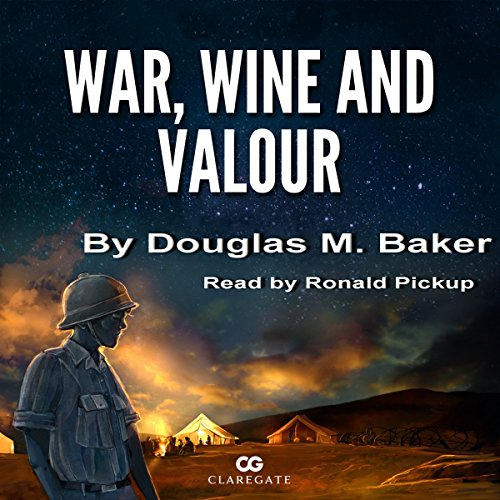 War, Wine, and Valour audiobook cover art