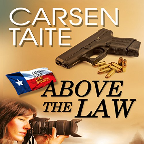 Above the Law     Lone Star Law              By:                                                                                                                                 Carsen Taite                               Narrated by:                                                                                                                                 L.W. Salinas                      Length: 7 hrs and 20 mins     2 ratings     Overall 3.5