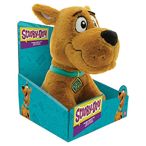 Flair Scooby Doo Movie Line - 11'' Scooby Doo Singing & Talking Plush
