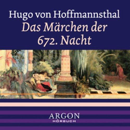 Das Maerchen der 672. Nacht Titelbild