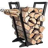 Fireplace Firewood Holder Storage