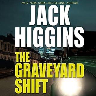The Graveyard Shift audiobook cover art