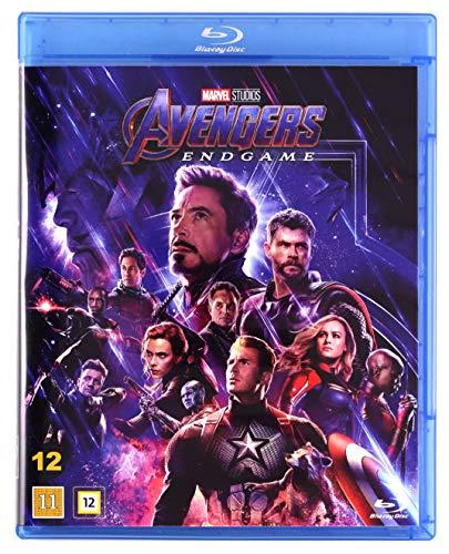 Avengers: Endgame [Blu-Ray] [Region Free] (IMPORT) (No hay versión española)