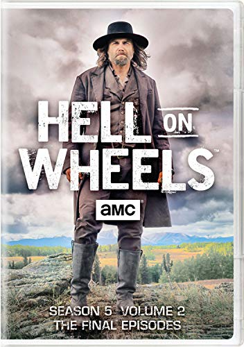 Price comparison product image Hell on Wheels: Season 5 Volume 2 - The Final Episodes