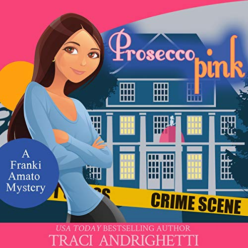Prosecco Pink audiobook cover art