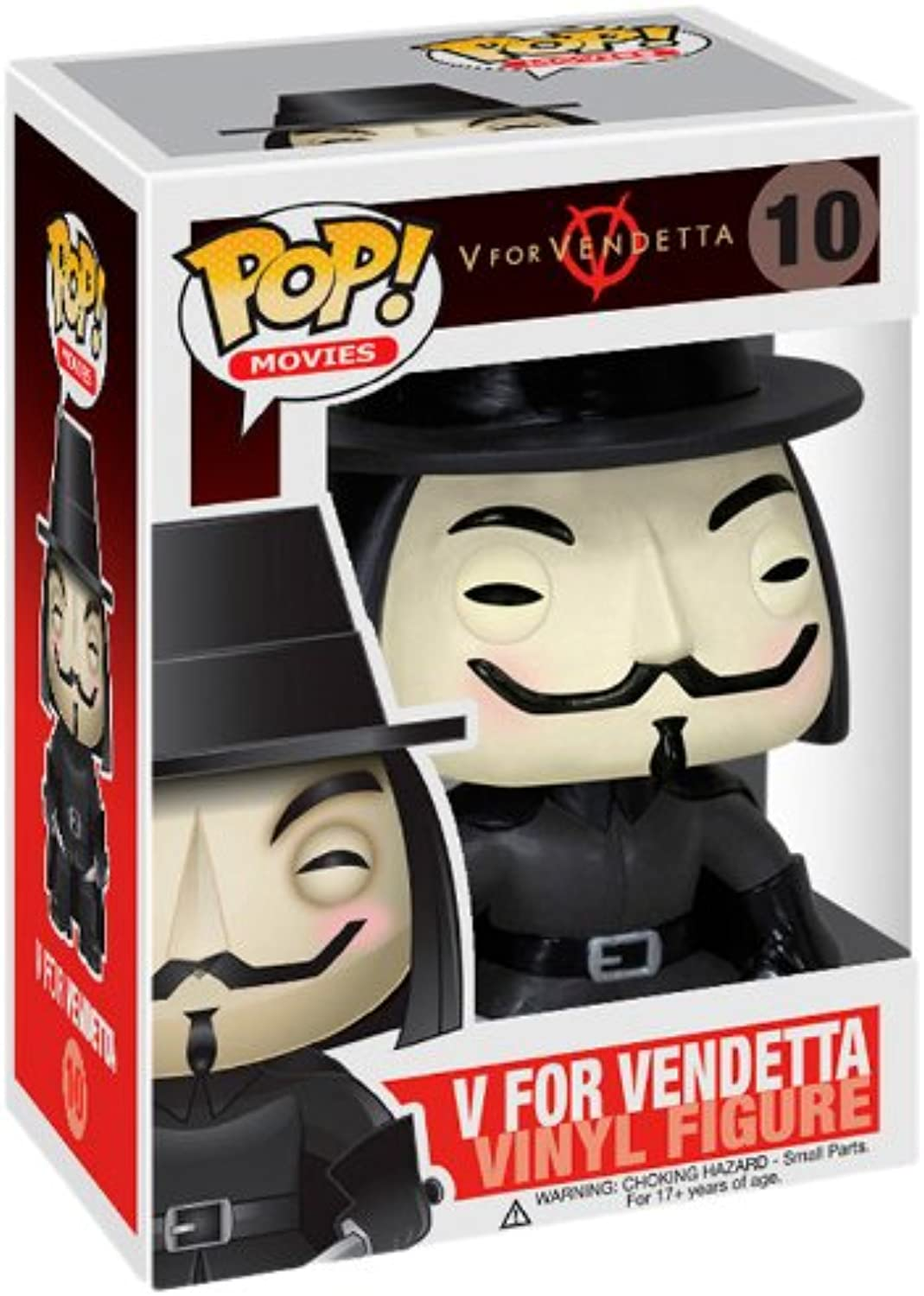 Funko Pop  Movies  V For Vendetta  10