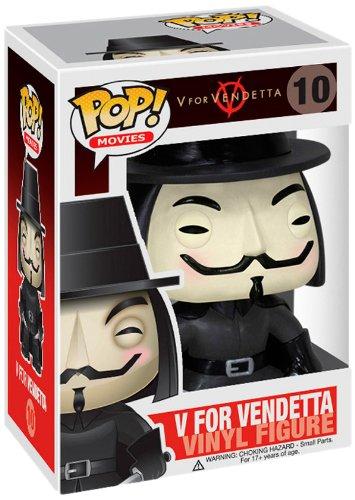Funko POP Movies: V for Vendetta Vinyl Figure