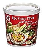 Cock Brand Pasta de Curry Roja, 400gr