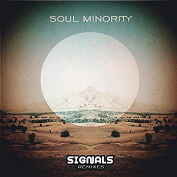 Signals (Sunshine Jones & Wally Callerio Mixes)